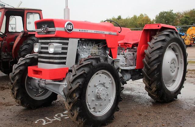 Massey Ferguson 185