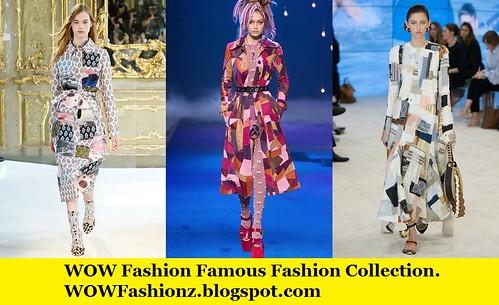 Fashion Trends 2017 Spring/Summer Paris Fashion Week