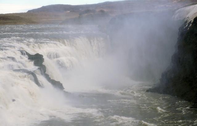 Iceland-Gullfoss Waterfall-No 8, 5-3-2017