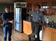 Wayne Carpenter and Steve Jones