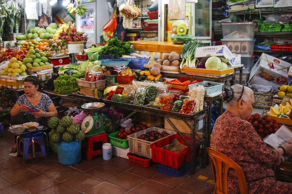 benyt lokale markeder når du rejser