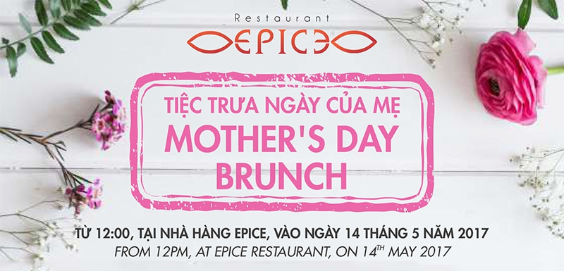 Pullman Danang Beach Resort - Mother's day Brunch