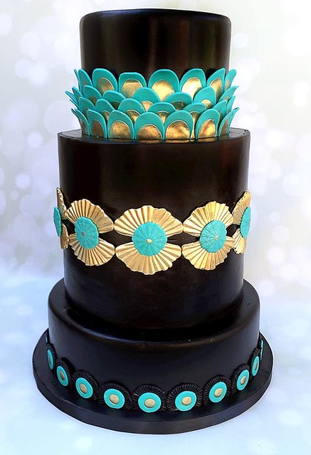 Cake by Sugar Mill Cake Co.