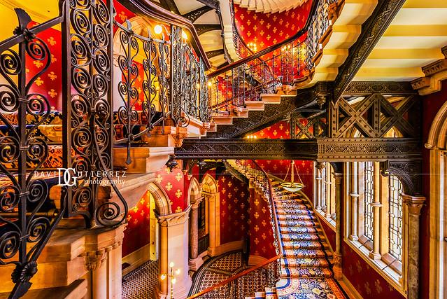 St. Pancras Renaissance Hotel (II), London, UK