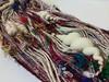 Handspun - Corespun Art Yarn by JessanneS - SheepishGrinFiber