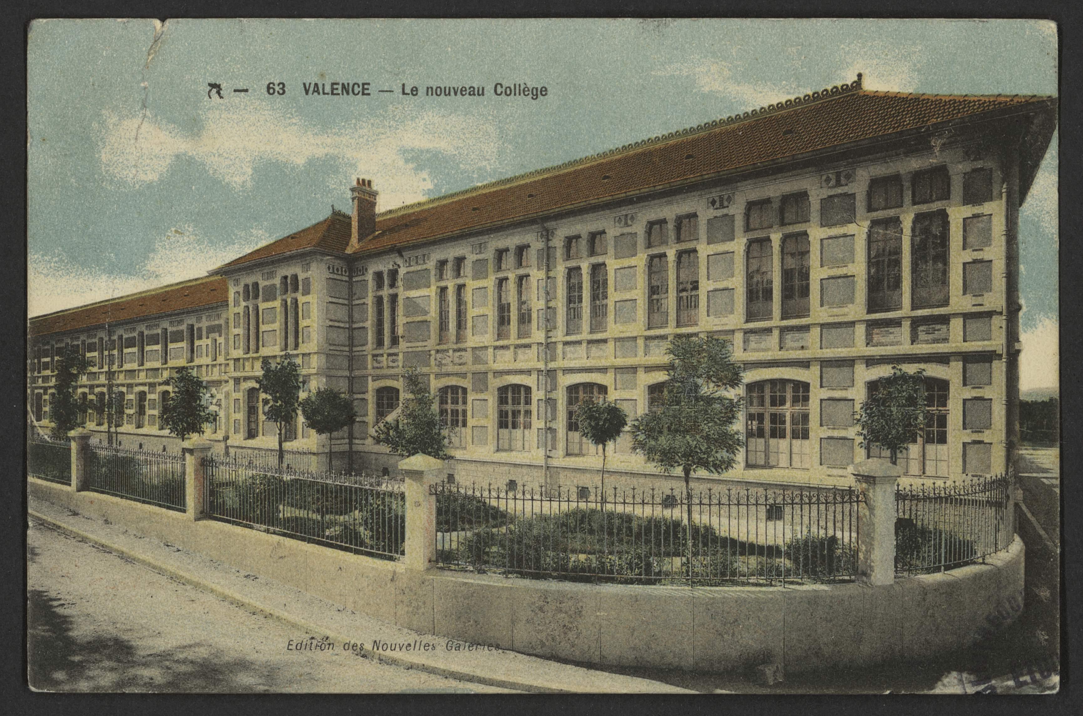 Valence - Le Nouveau Collège