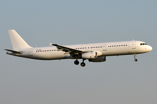 Nordwind Airlines, VP-BHN, Airbus A321-231