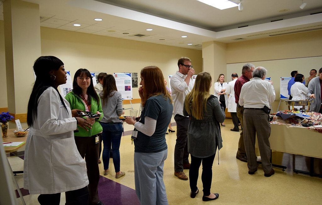Clinical and Basic Science Research Networking Event, May 16, 2017