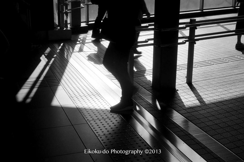 船橋界隈 Monochrome