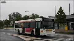 Heuliez Bus GX 317 - SEMTAN (Société d'Économie Mixte des Transports de l'Agglomération Niortaise) / TAN (Transports de l'Agglomération Niortaise) n°103