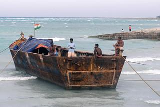 India - Andamanerna - Neil Island