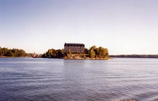 Merimuseo Hylkysaaressa 20.9.1993
