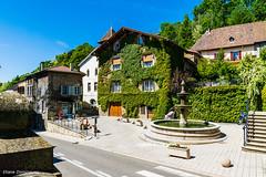 Saint-Chef en Dauphiné Mai 2017