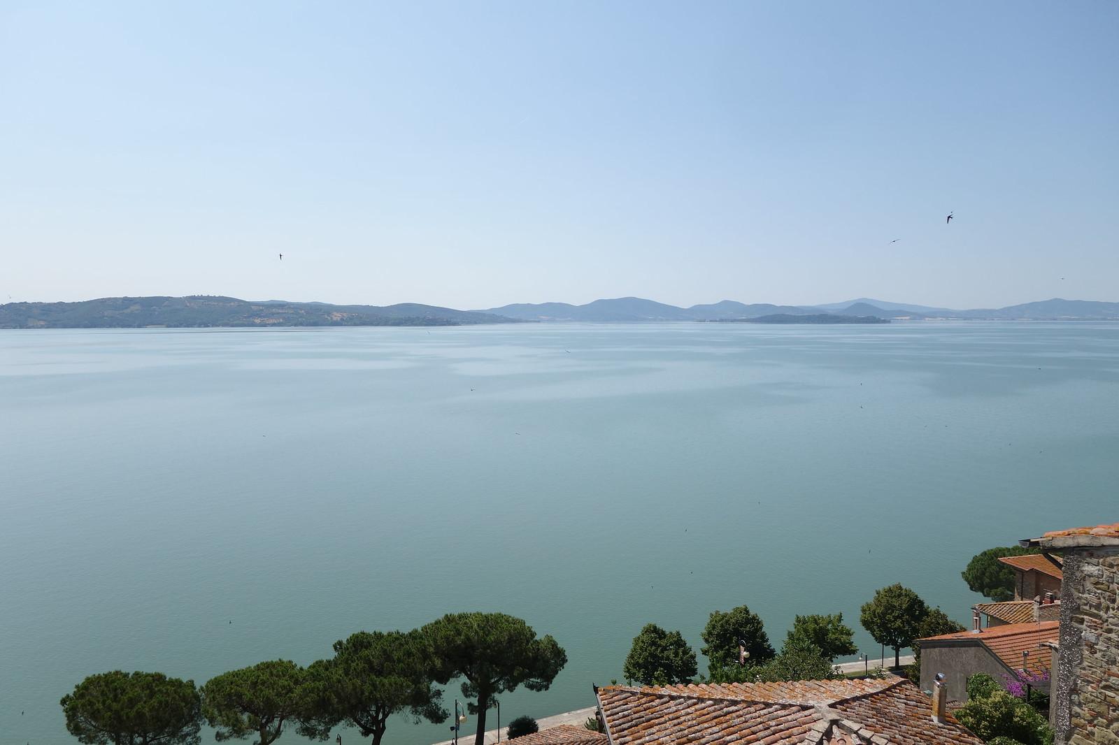 Lake Trasimeno, Italy
