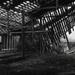 In a Barn, Sauvie Island, Oregon by austin granger