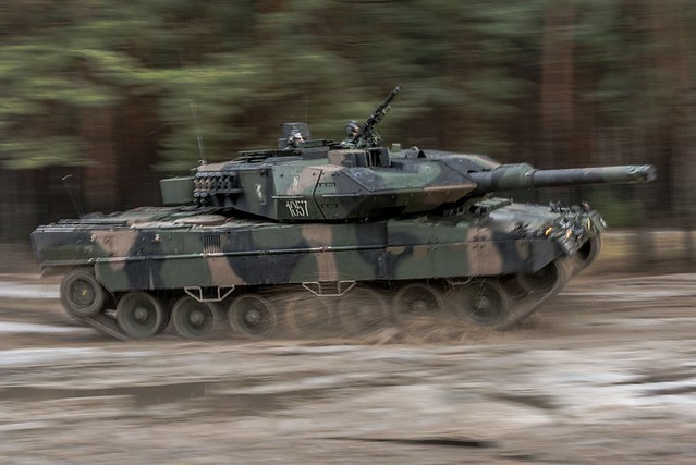 Leopard 2A5 του Πολωνικού Στρατού