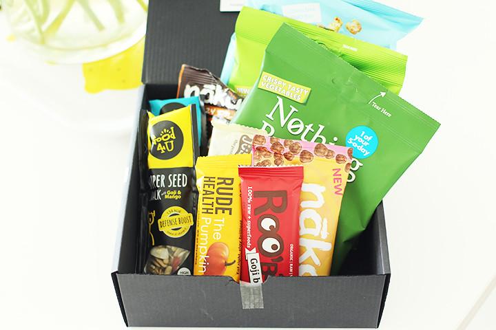 Healthy snacking met PureSquare
