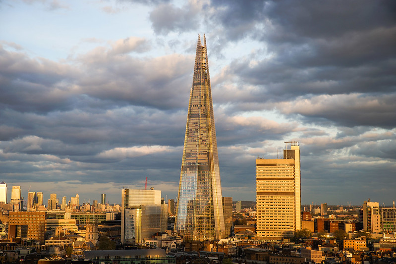 The Shard London Lontoo Englanti UK England