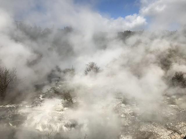Geothermal Mist