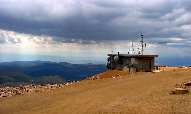 Pike's Peak Summit Station