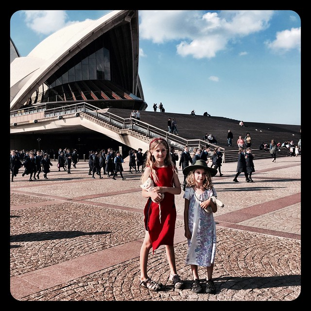 The Smalls. The Opera House. The Other Schoolchildren.
