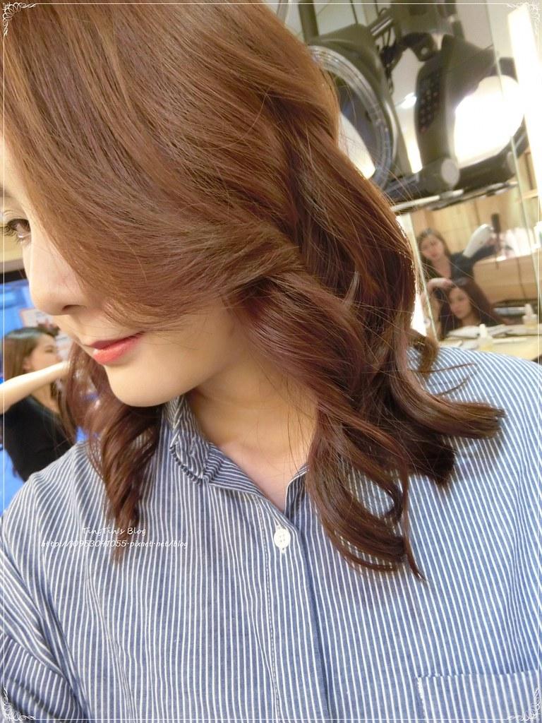 染髮紅棕色 HAPPYHAIR (4)