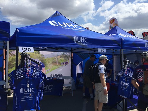 UHC booth