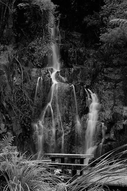 Clevedon waterfall