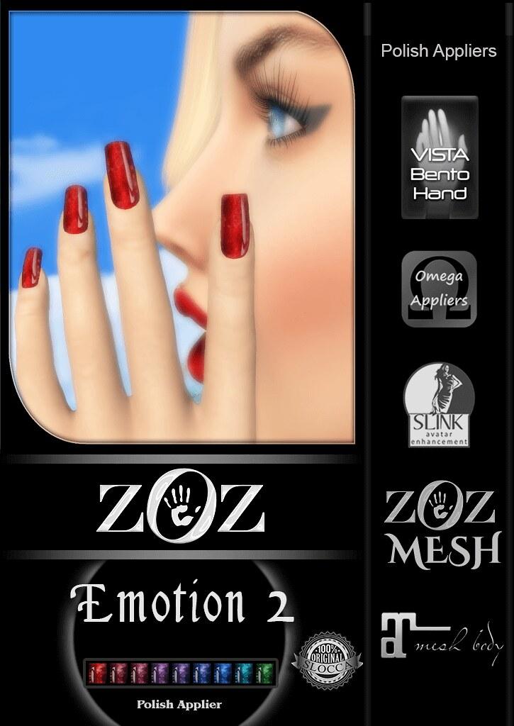 {ZOZ} Emotion 2 pix L - SecondLifeHub.com