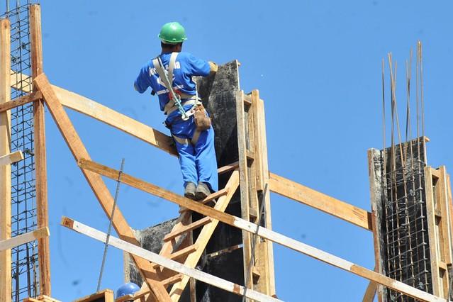Desde 2010, cerca de 700 mil trabalhadores se envolveram em acidentes, afirma Ministério do Trabalho e Previdência Social - Créditos: Agência Brasil