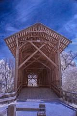 Felton Covered Bridge (IR)