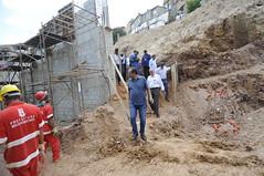 Obras de urbanização no Aglomerado Santa Lúcia estão em ritmo acelerado