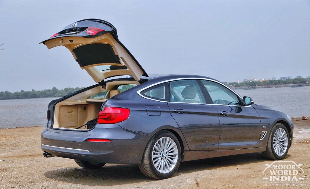 2017 bmw 3 series gran turismo review motorworldindia. Black Bedroom Furniture Sets. Home Design Ideas