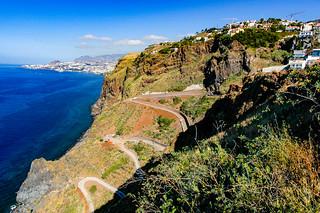 Ponta do Garajau, Madeira.