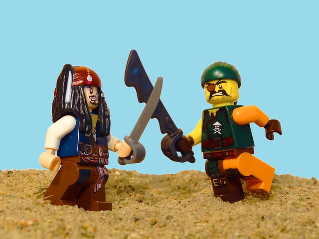 Fota piratów dwóch