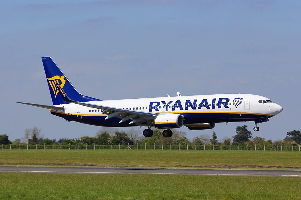 EI-FZP - B738 - Ryanair