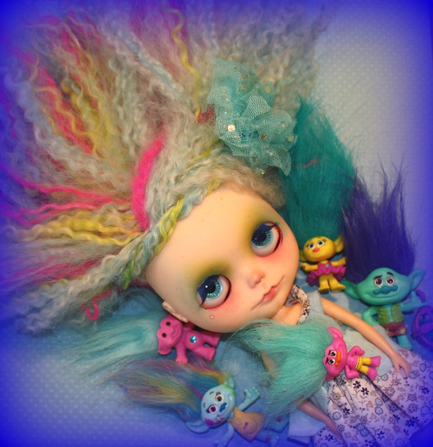 Blythe A Day May 11th 2017 Blue