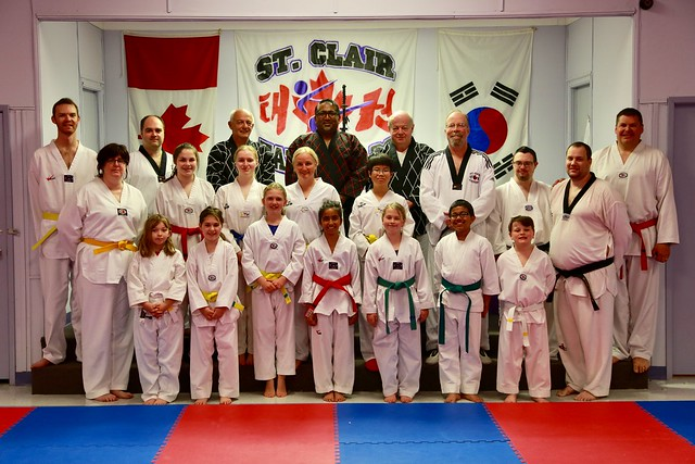 By Photo Congress || Taekwondo Kicks And Punches