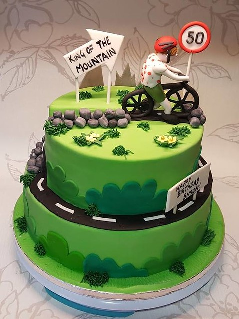 Cake by Papermill Cakes