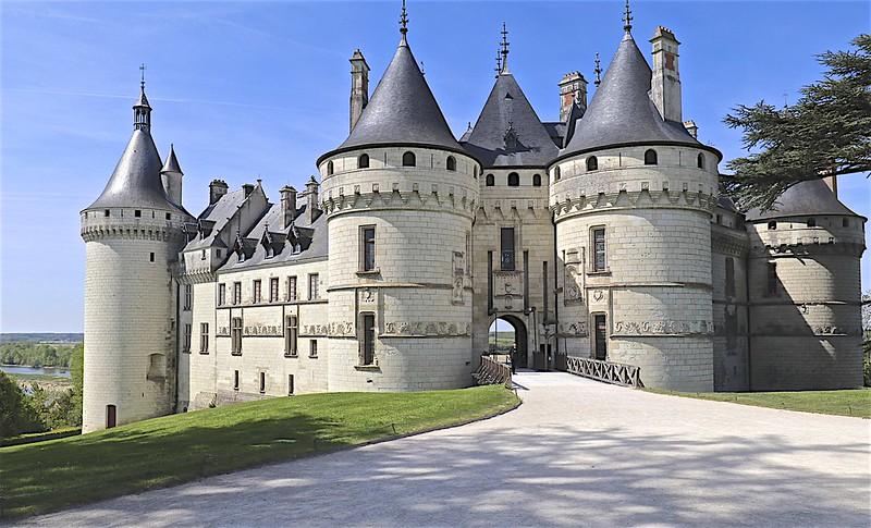 Chateau of Chaumont-sur Loire