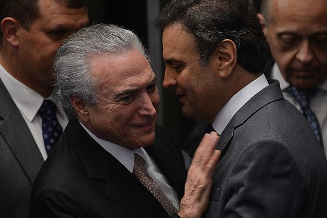"""Temer declara que """"não comprou o silêncio de ninguém"""" - Créditos: Fabio Rodrigues Pozzebom/Agência Brasil"""