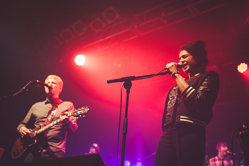 New Pornographers @ Electric Ballroom May 9, 2017