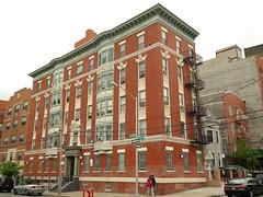 Bronx Brick Tenement