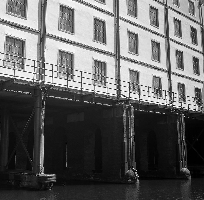 FILM - Canal wharf, Sheffield