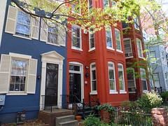 Colorful Washington D.C.