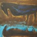 PA783 Raven reflects. Acrylic on board 24 x 35cm Neil Bolton Fine Art Painter by neil bolton artist