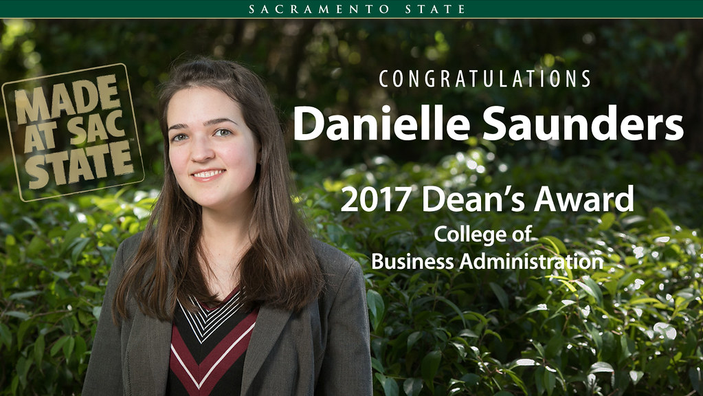 Danielle Saunders - College of Business Administration