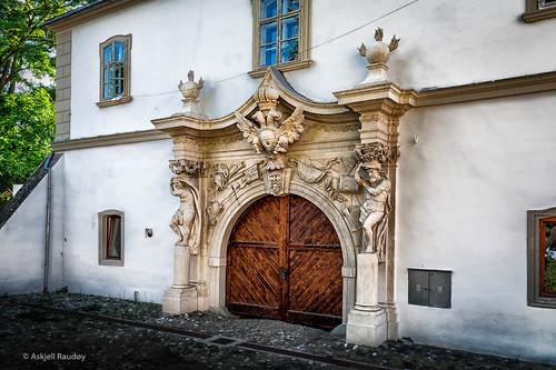 albacarolinacitadel albaiulia carlsburg gate karlsburg romania weisenburg