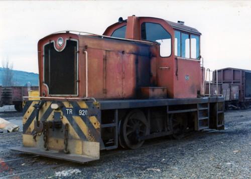 TR 920 29/08/1984 Mataura, NZ