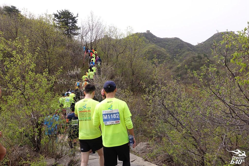 北京金山嶺長城馬拉松-018